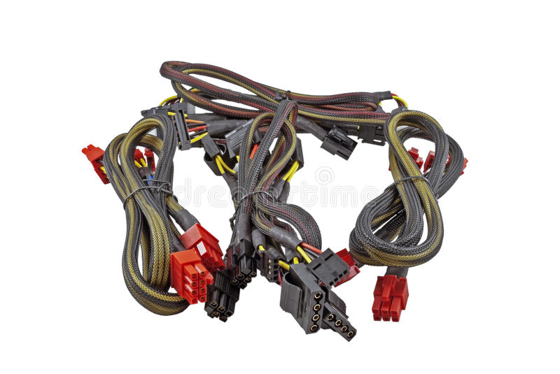 Download Computer's power supplies stock image. Image of group - 17780441