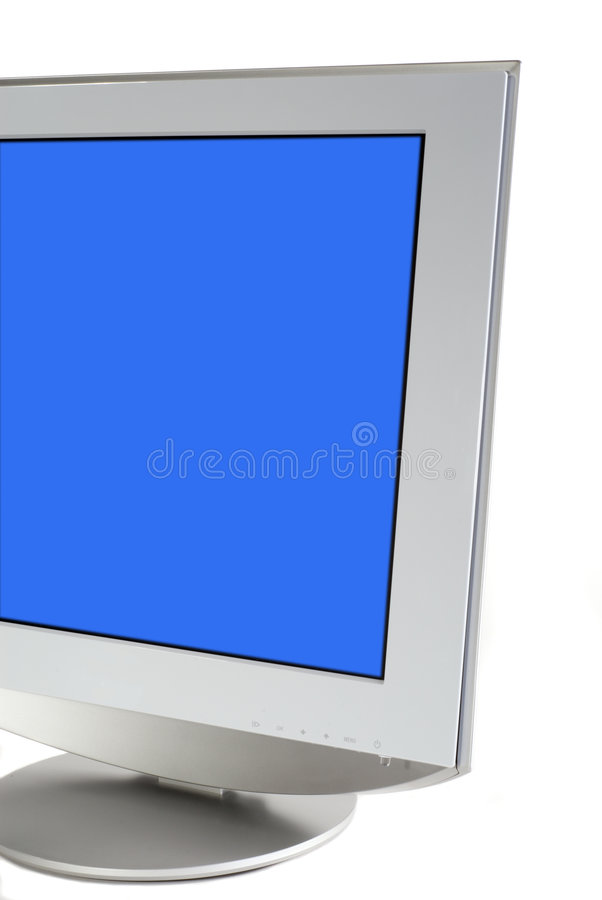 Computer Screen stock photo