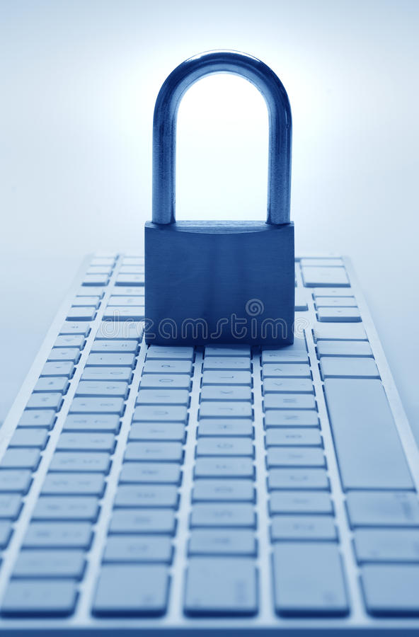 Download Computer security stock photo. Image of equipment, commerce - 32185178