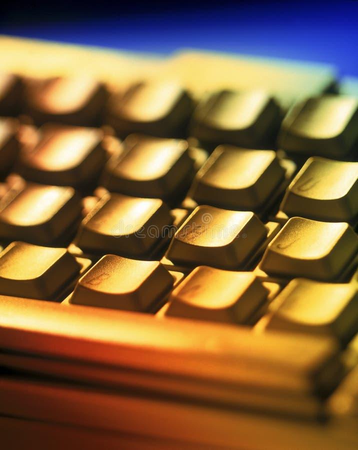 Computer-Tastatur stockbild