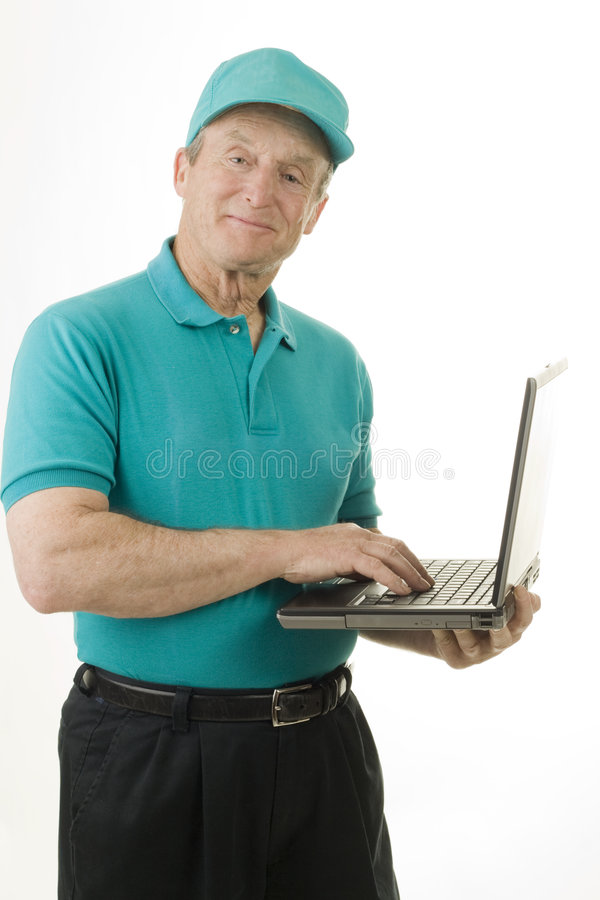 Download Computer Technician stock photo. Image of older, camera - 7189892