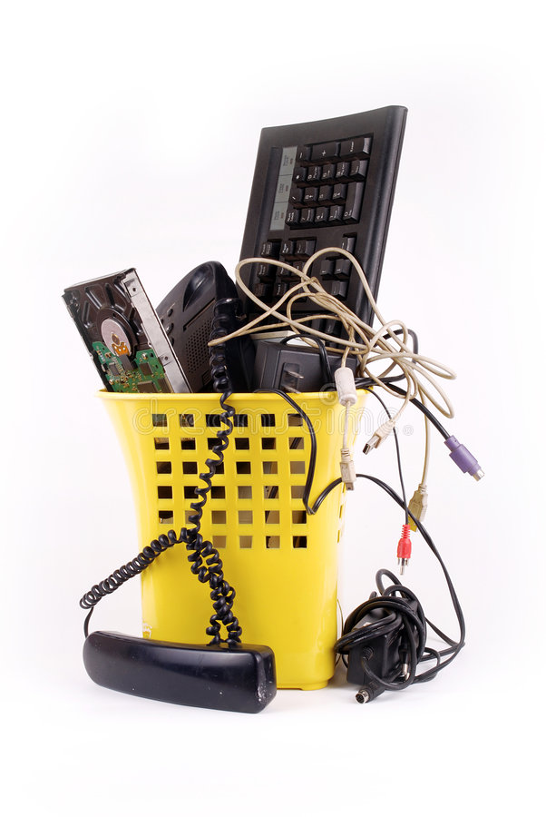 Free Computer Trash Stock Images - 7427134