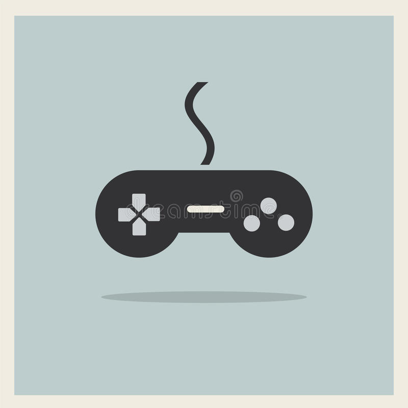 Download Computer Video Game Controller Joystick Vector Stock Vector - Illustration: 42483460