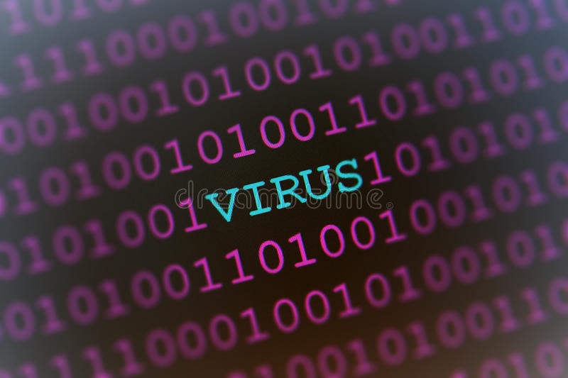 Download Computer virus stock illustration. Image of security - 10847233
