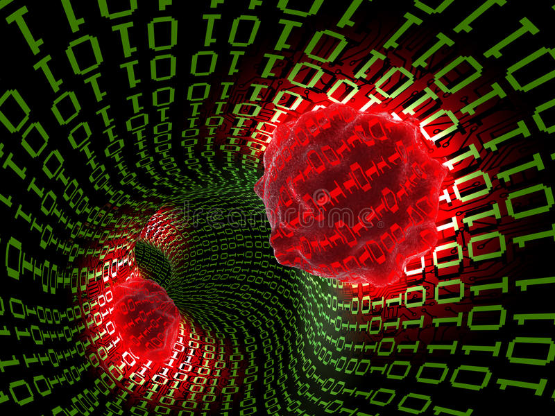 Download Computer Virus 2 Stock Photography - Image: 19140552