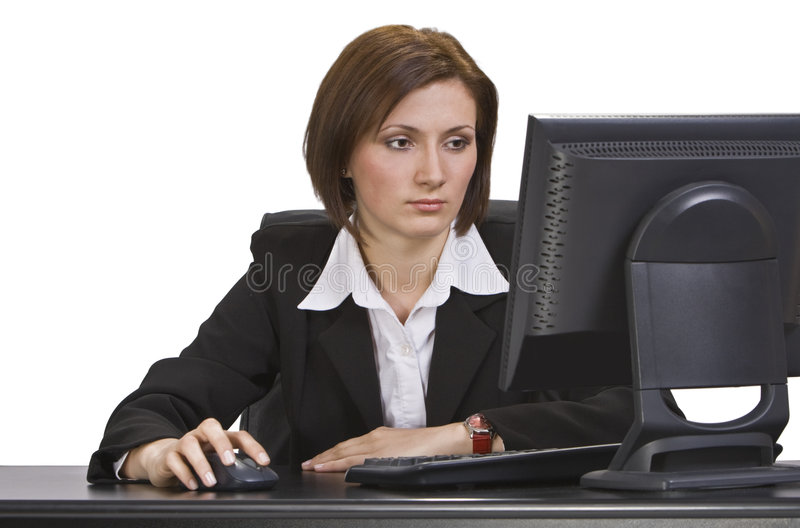 Download Computer work stock photo. Image of communication, browse - 7200516