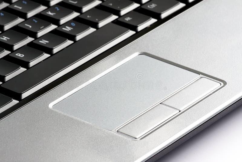 Computerberührungsfläche stockfoto