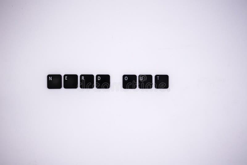Computerkn?pfe mit Slangausdr?cken lizenzfreie stockfotos