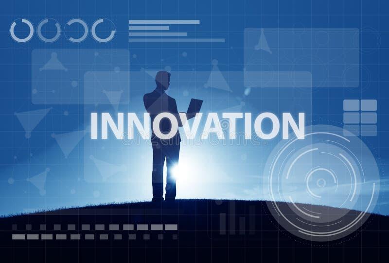 Computernetzwerk-Digital-Verbindungs-Technologie-Konzept stockfotos