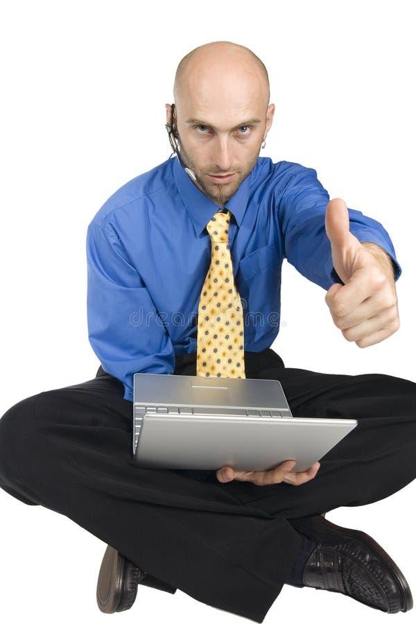Computerprogrammierer lizenzfreies stockfoto