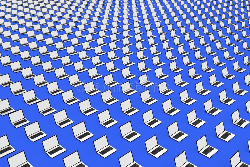 Download Computers stock illustration. Image of network, computers - 17647874