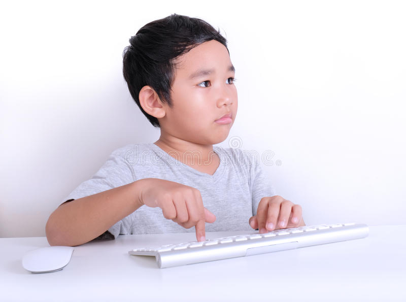 Computing stock image