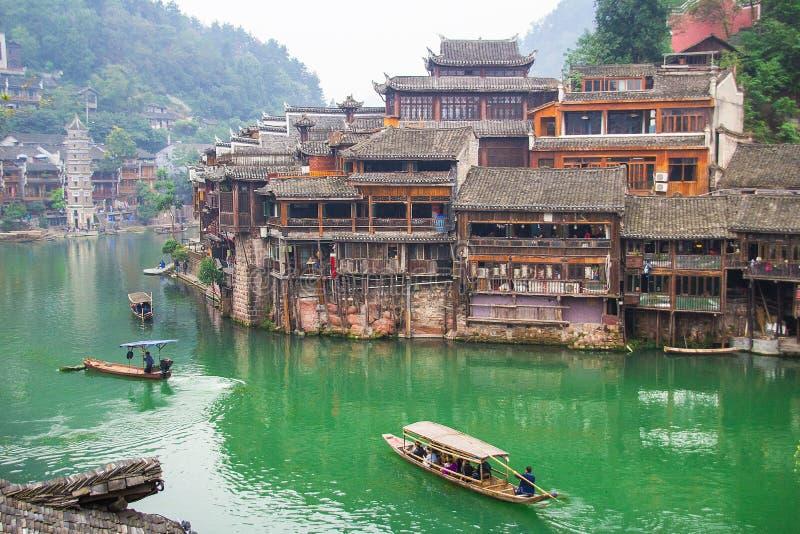 Comté de Fenghuang image stock