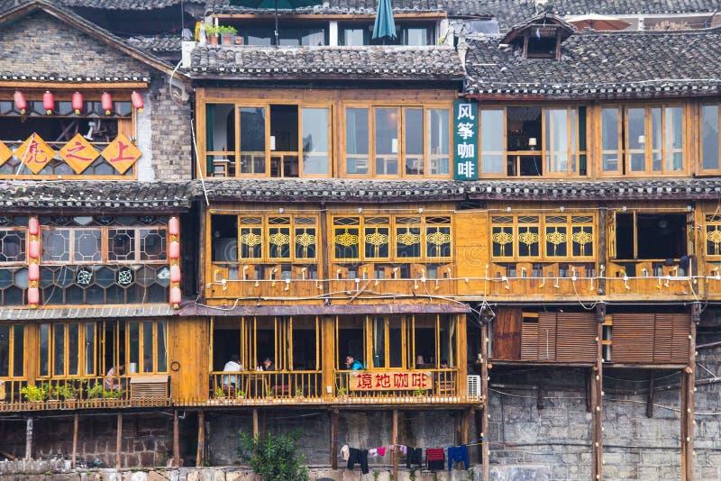 Comté de Fenghuang photographie stock libre de droits