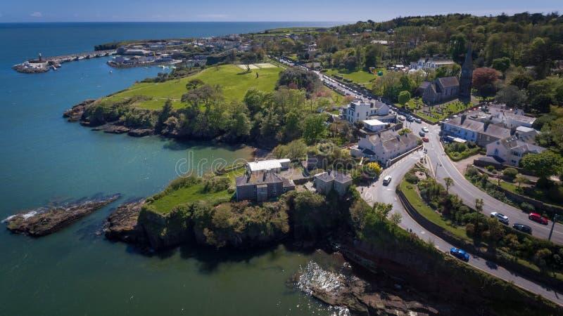 Comté est Waterford de Dunmore l'irlande photos stock