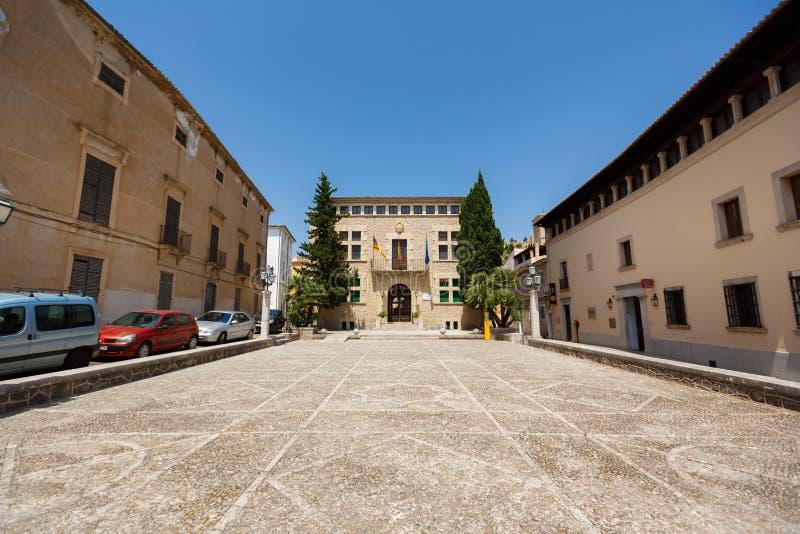 Comune di Arta, Mallorca fotografia stock