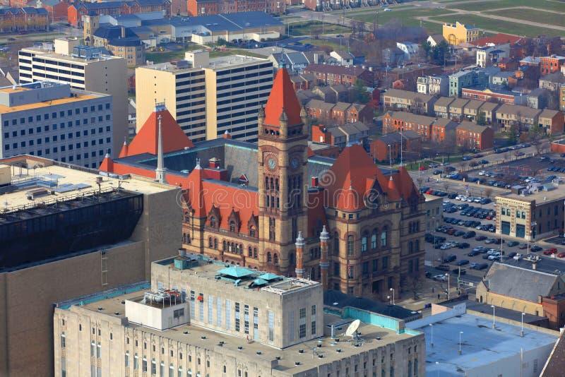 Comune di Cincinnati fotografia stock