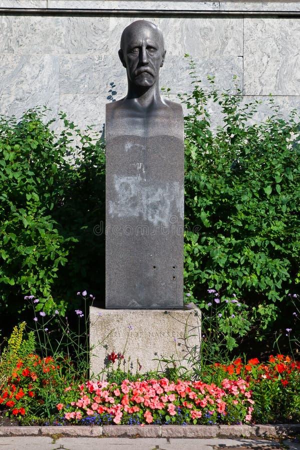 Comune di Oslo fotografia stock libera da diritti