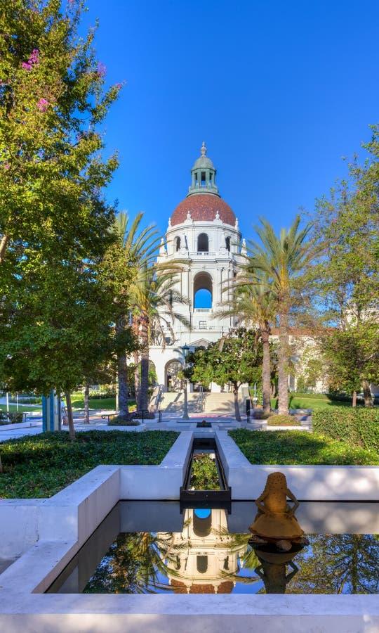 Comune di Pasadena fotografia stock libera da diritti
