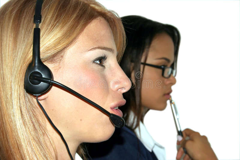 Download Comunicações imagem de stock. Imagem de negociação, businesswomen - 110811