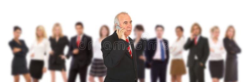 Comunicações empresariais imagens de stock royalty free