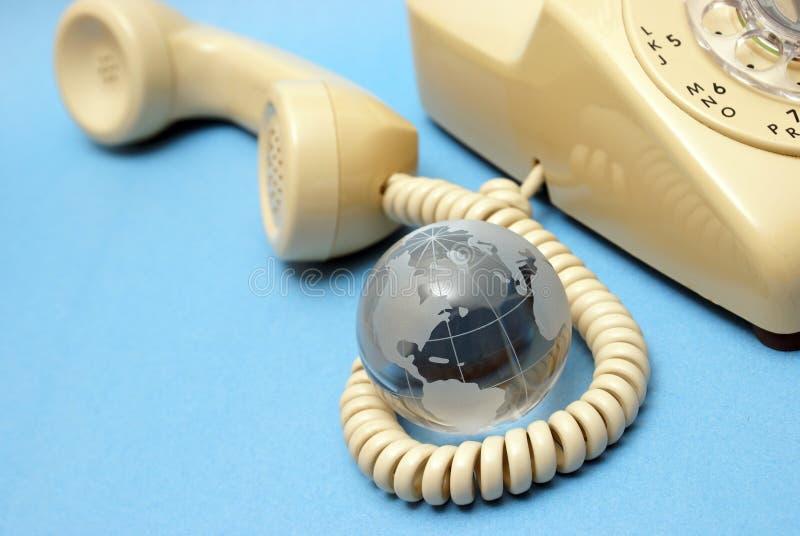 Comunicações globais fotografia de stock royalty free