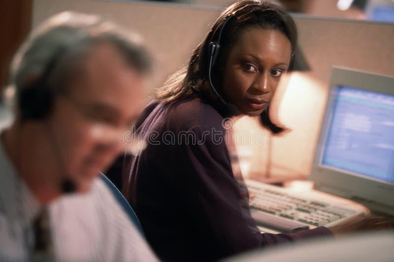 Comunicaciones de oficina imagen de archivo