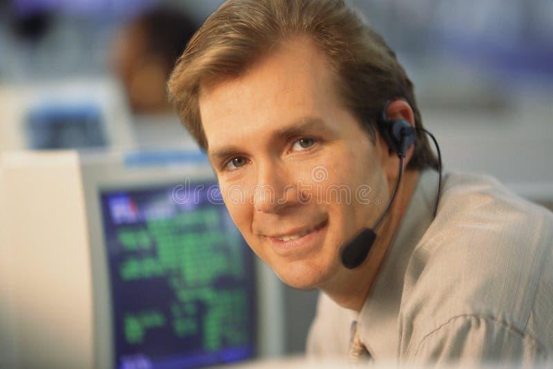 Comunicaciones empresariales imagen de archivo