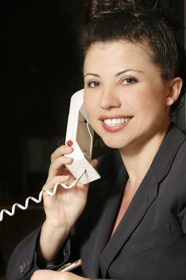 Comunicaciones Empresariales Foto de archivo libre de regalías