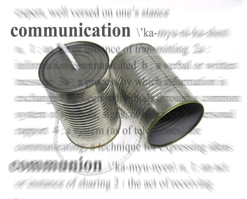 Comunicazione immagini stock