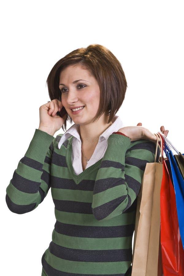 Download Comunicazione di acquisto fotografia stock. Immagine di compratore - 7321546