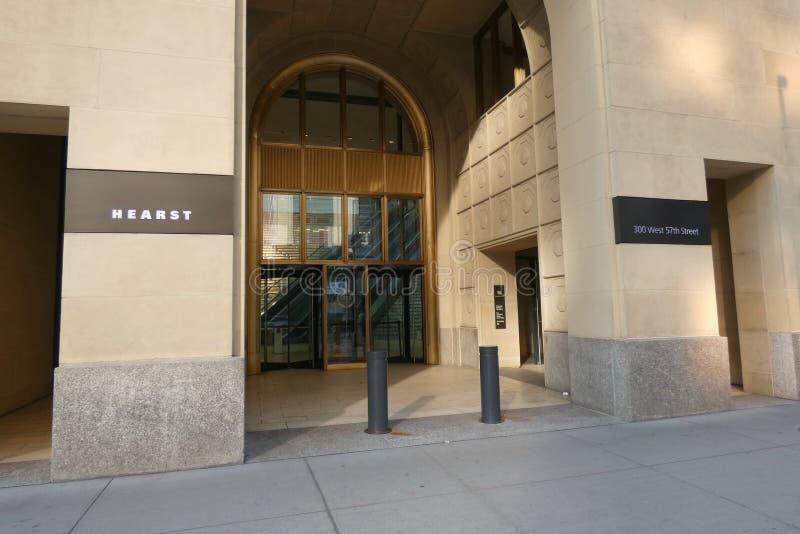 Comunicazioni di Hearst immagine stock libera da diritti
