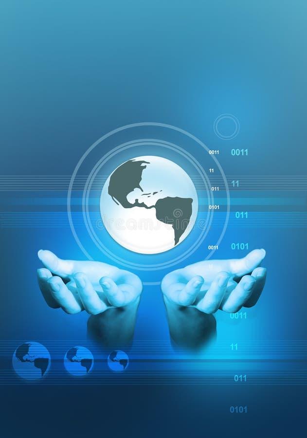 Comunicazioni globali immagini stock libere da diritti