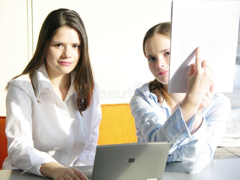 Comunichi! immagine stock