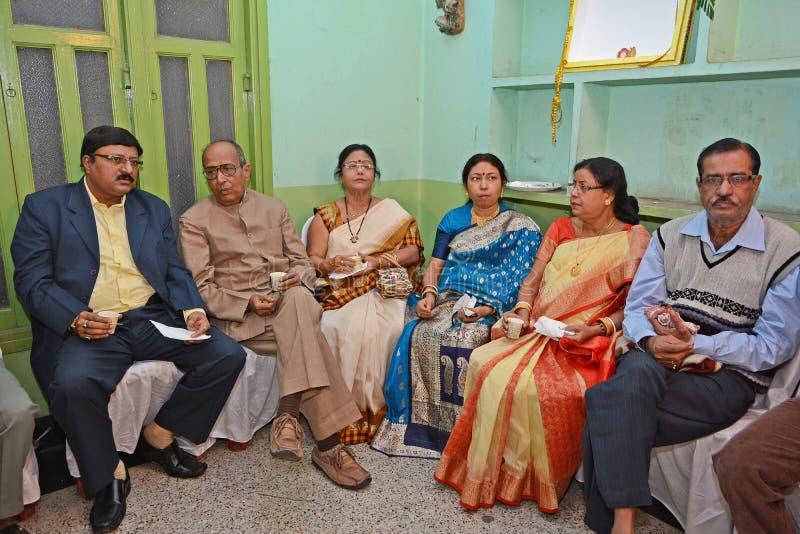 Comunità del bengalese fotografia stock libera da diritti