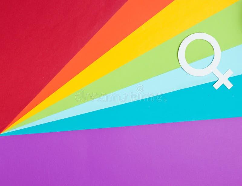 Comunit? di LGBT immagine stock