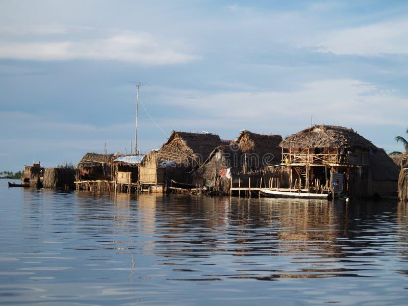 Comunities de Kuna Yala imagens de stock royalty free