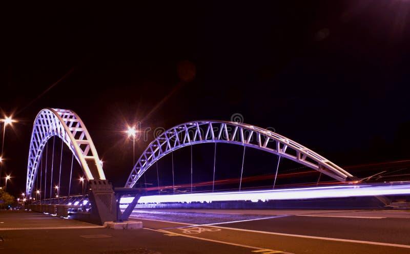 Comunque il ponte fotografie stock