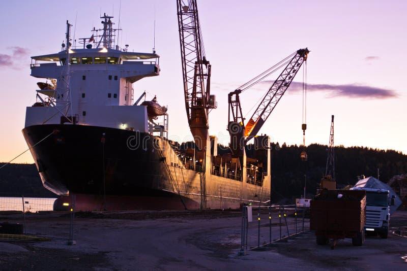 conan ship för bbc-last royaltyfria foton