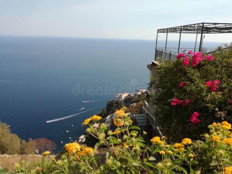 Concadei Marini, Amalfi royalty-vrije stock foto's