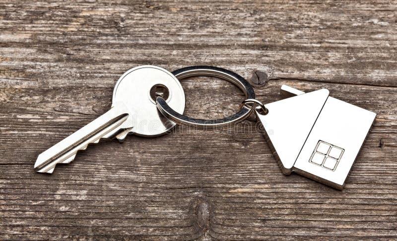 Conceito chave da casa foto de stock royalty free