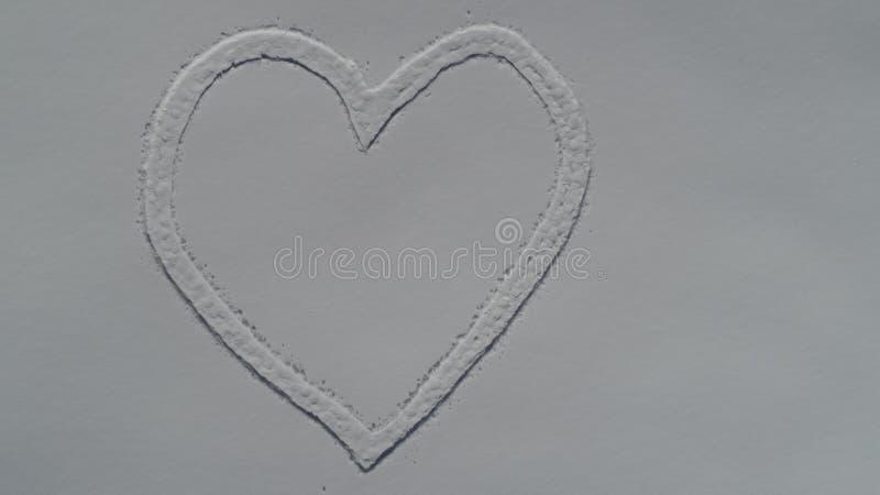 Conceito criativo para o amor e o projeto incomum imagem de stock