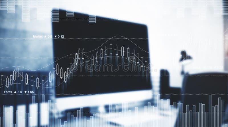 Conceito da análise imagem de stock royalty free