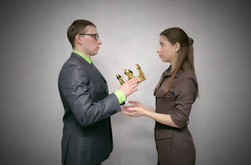 Conceito da cerimônia de entrega dos prêmios fotografia de stock