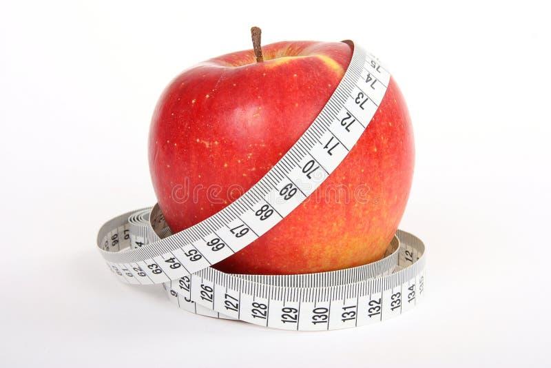 Conceito da dieta fotos de stock