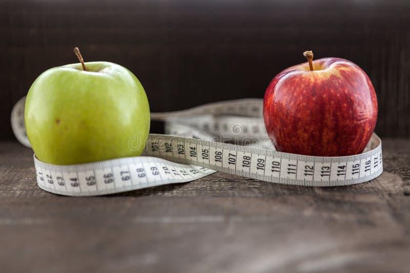 Conceito da dieta e da saúde fotografia de stock royalty free