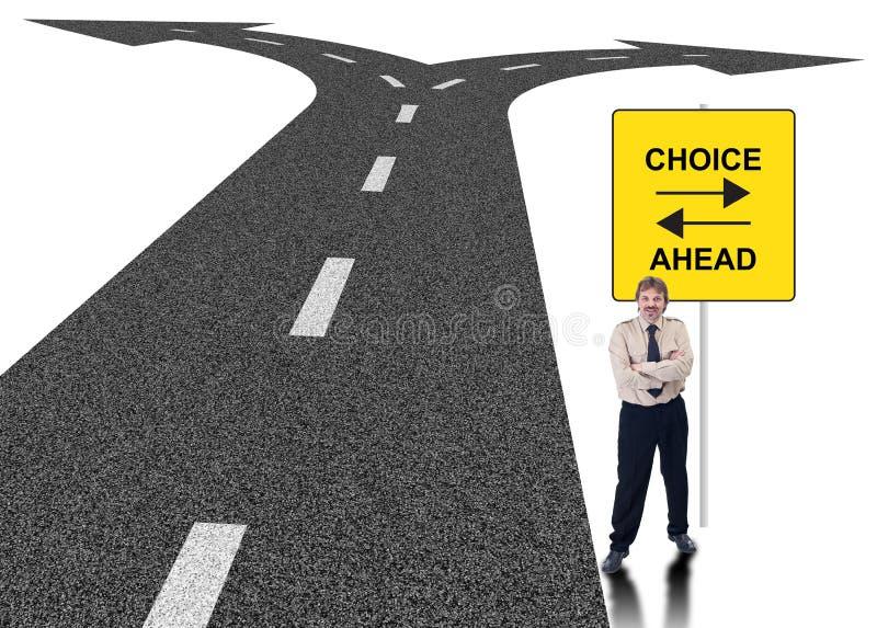 Conceito da escolha do negócio