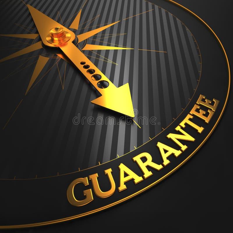 Conceito da garantia. ilustração royalty free