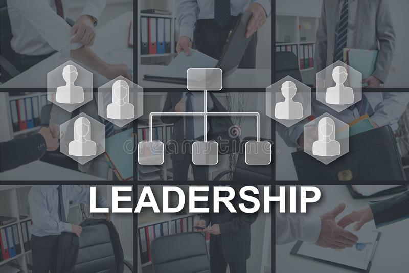 Conceito da lideran?a imagem de stock royalty free
