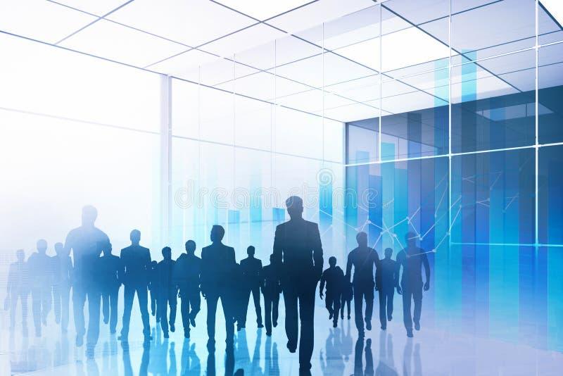 Conceito da reunião, dos trabalhos de equipa e do sucesso foto de stock royalty free